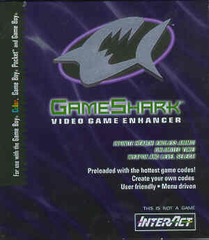 Acc: Game Boy GameShark Prop