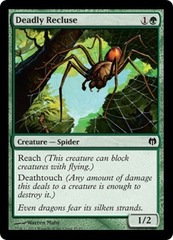 Deadly Recluse on Channel Fireball