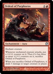 Ordeal of Purphoros - Foil
