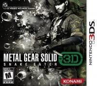 Metal Gear Solid 3D: Snake Eater