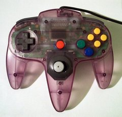 Accessory: Controller 1st Party Atomic Purple
