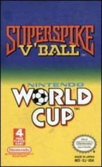 Super Spike V' Ball / Nintendo World Cup
