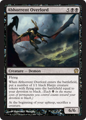 Abhorrent Overlord - Foil