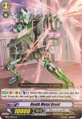 Death Metal Droid - EB04/010EN - R
