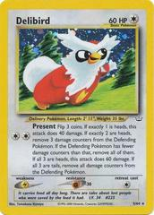 Delibird - 5/64 - Holo Rare - Unlimited Edition on Channel Fireball