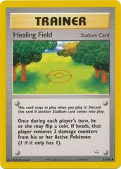 Healing Field - 61/64 - Uncommon - Unlimited Edition on Channel Fireball