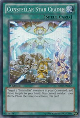 Constellar Star Cradle - HA07-EN067 - Super Rare - Unlimited Edition on Channel Fireball