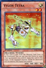 Vylon Tetra - HA06-EN005 - Super Rare - Unlimited Edition