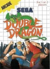 Double Dragon (Blue Cartridge)