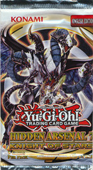 Yu-Gi-Oh Hidden Arsenal #7 Unlimited Booster Pack