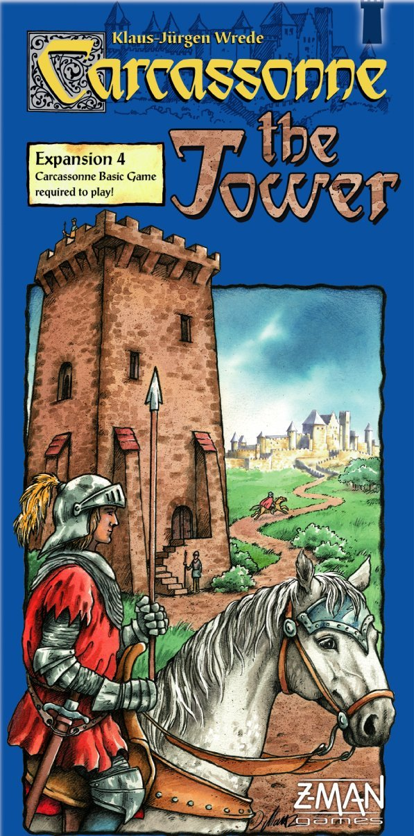 Carcassonne - The Tower