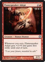 Flamespeaker Adept - Foil