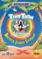 Tiny Toon Adventures: Busters Hidden Treasure