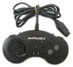 Accessory: asciiPad SG-6 Controller