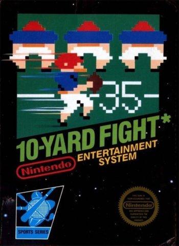 10-Yard Fight (5 Screw Cartridge)
