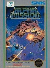Alpha Mission (3 Screw Cartridge)