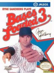 Bases Loaded 3, Ryne Sandberg Plays