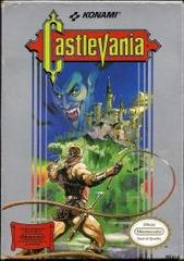 Castlevania (3 Screw Cartridge Oval Seal)