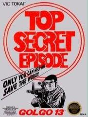 Golgo 13: Top Secret Episode