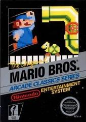 Mario Bros. - Arcade Classics Series (5 Screw Cartridge)