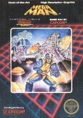 Mega Man (Round Seal)