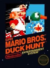 Super Mario Bros. / Duck Hunt (With Nintendo Seal of Quality)