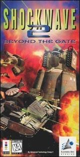 Shockwave 2 Beyond the Gate (Jeweled Case)
