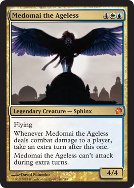 Medomai the Ageless - Foil