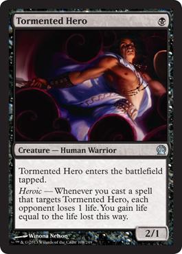 Tormented Hero