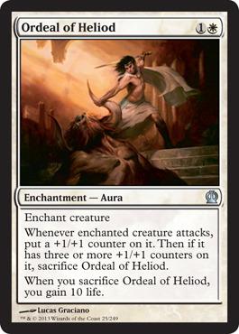 Ordeal of Heliod - Foil