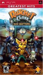 Ratchet & Clank Size Matters