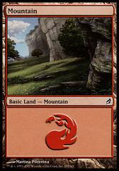 Mountain (295) - Foil