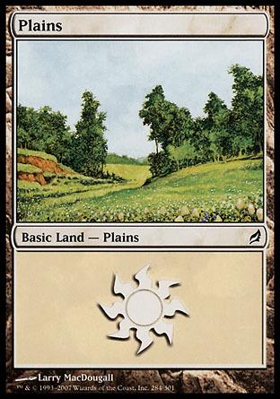Plains (284) - Foil