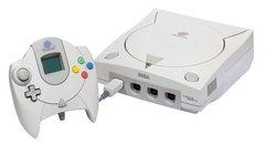 ZSYS Sega Dreamcast White