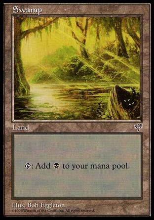 Swamp (Green Light)