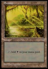Swamp (Eyes in Log)
