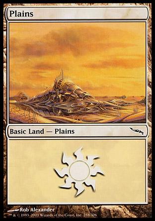 Plains (288) - Foil