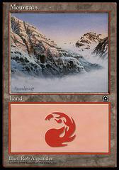 Mountain (Fog - Foreground)