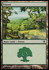Forest (247) on Channel Fireball