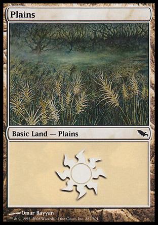 Plains (282) - Foil