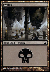Swamp (296) - Foil