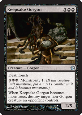 Keepsake Gorgon - Foil