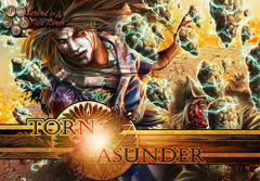 Torn Asunder Booster Pack