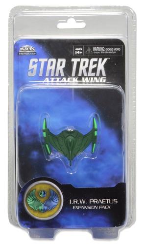 Star Trek: Attack Wing - Romulan I.R.W. Praetus