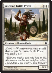 Setessan Battle Priest - Foil