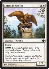 Setessan Griffin - Foil