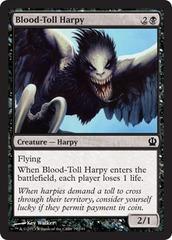 Blood-Toll Harpy - Foil