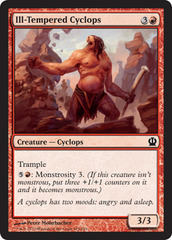 Ill-Tempered Cyclops - Foil