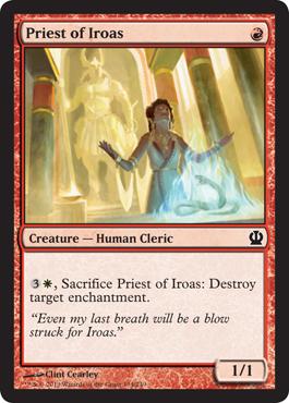 Priest of Iroas - Foil