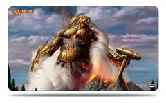 Theros Purphoros Playmat for Magic